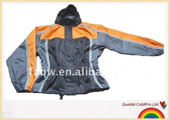 nylon jacket motorcycle raincoat racing