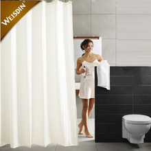 Factory custom polyester fabric bathroom products shower curtain ,waterproof window bathroom curtain