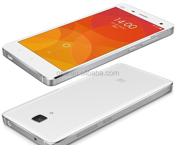 The new style original xiaomi4 moblie phones 16/64 GB, 3 GB RAM from factory