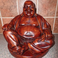 Professional large resin buddha statue