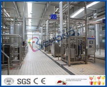 complete milk/UHT/ pasteurized milk/yogurt/cheese processing plant