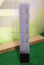 display rack, literature rack ,catalog rack for exhibition booth