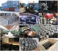 Steel Chain Sprockets factory