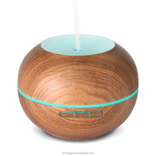New Product 200ml ultrasonic aroma diffuser,essential oil atomizing diffuser,air purifier and humidifier bamboo