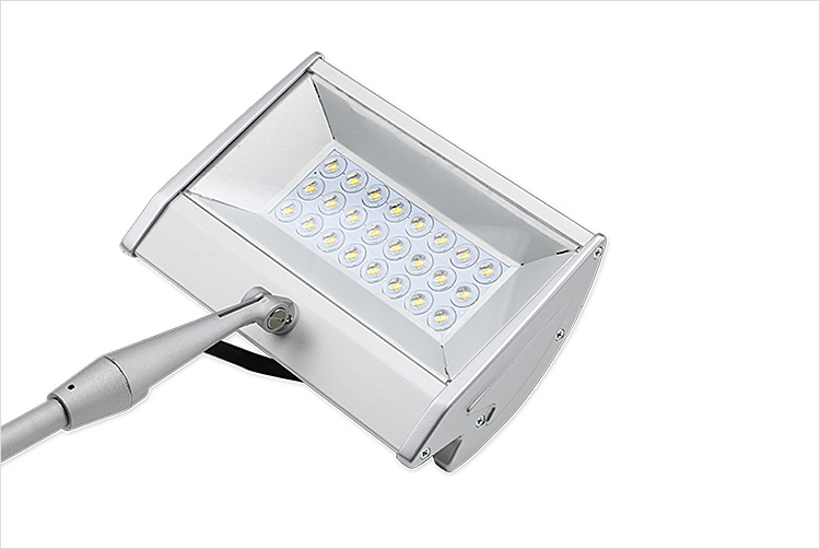50W LED Wall Washer Light for Exhibition Booth