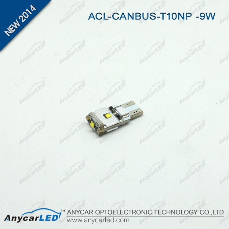 Error canceller W5W T10 Auto LED Bulb