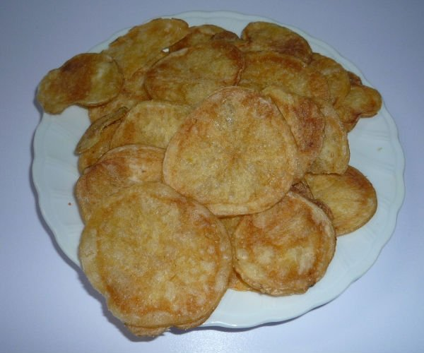 Helth Product/ fried vegetable snacks food Potato Chips