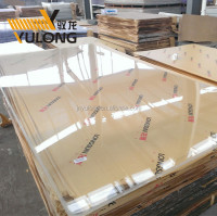 4x8ft transparent clear 3mm plexiglass sheet