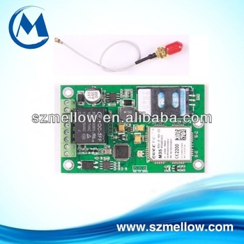 GSM SMS Control/RTU sms GSM controller/SMS Relay control for Power System Monitoring
