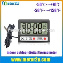indoor outdoor temperature gauge room temperature gauge