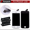 Low price china mobile phone parts for iPhone 5 LCD for iPhone 5 screen displays