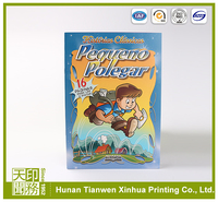 Printing children book printing for small kids