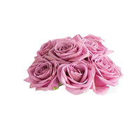 Unique Ceramic Rose Decorative Artificial Flower for Home Decor