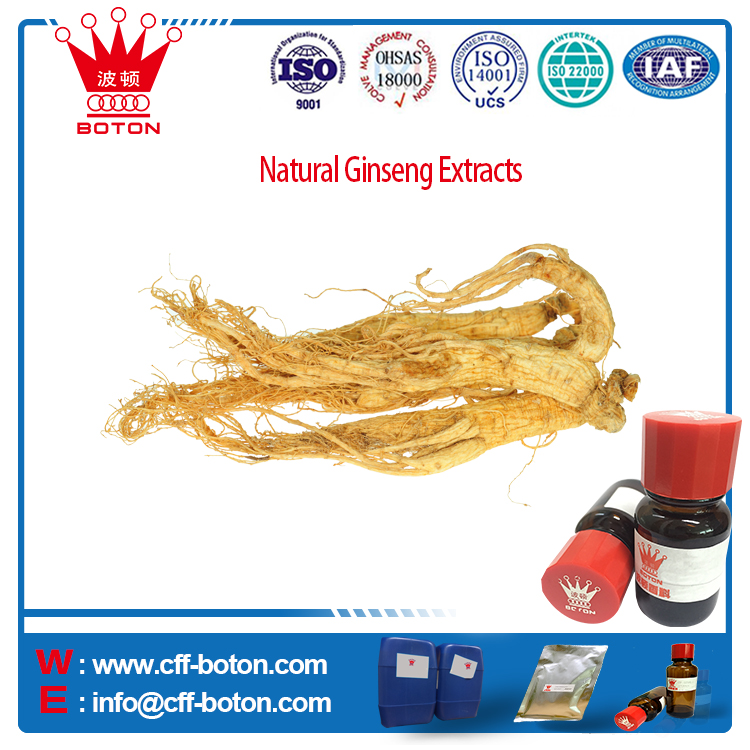 Natural Ginseng Extracts
