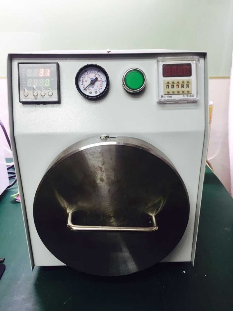 2015 New High Pressure Autoclave OCA Adhesive Sticker Air Bubble Remove Machine for broken LCD touch screen repair separator