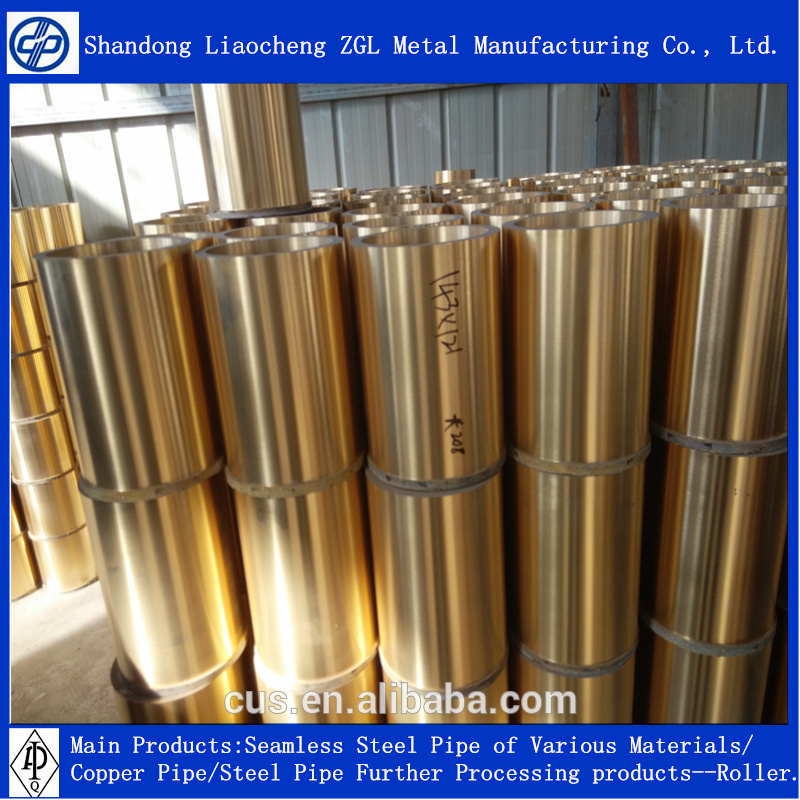 Wholesale Cheapest Price 321 copper nickel alloy seamless pipe