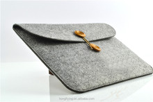 Unisex felt pouch for iPad mini protective bag