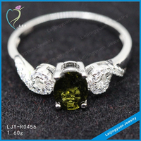 Wholesale Fashion Design Hand Made Value 925 Silver Ring Jewelry