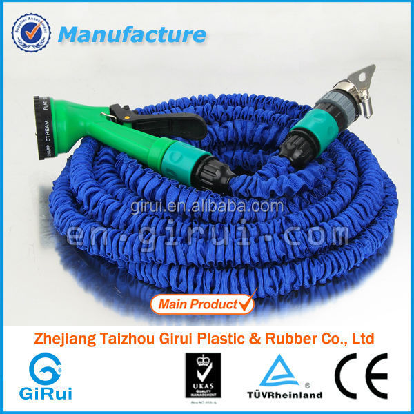 Alibaba china supplier flexable pvc hose ,water expandable hose