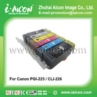 pgi 225 cli 226 for canon compatible ink cartridges