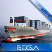 Ocean freight from China to St.Vincent,best freight rate,shipping service -skype:bonmedcyan