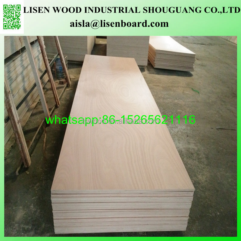 okoume plywood siding , plywood for door frame 1220x2700x12mm