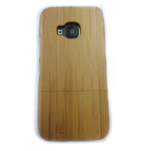 Wood Phone Case For HTC One M9 Wooden&Bamboo Hard Case Cover