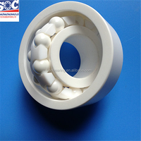 corrosion resistance ZrO2 Si3N4 6002CE 6002 ceramic bearing