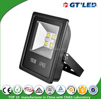 high lumen cob 50W led flood light ip65 for tunnel greenhouse used