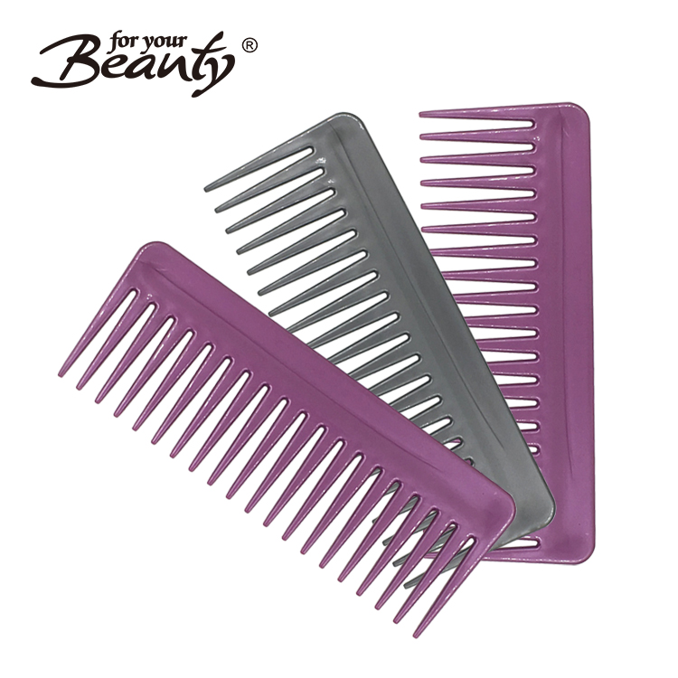 New design salon volume hair comb quality horn comb