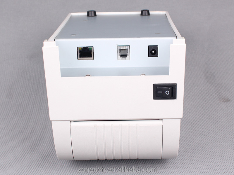 Mini POS printer thermal receipt printer for shop pos system AB-58MK from Zonerich