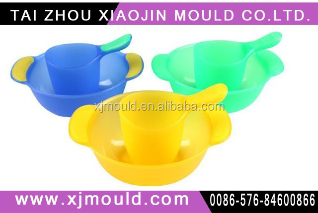 plastic injection water Spoon mould for commodity/houseware