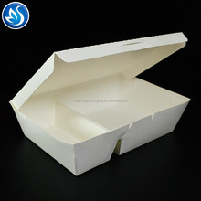 Custom paper fast food box,sweet cardboard packaging box