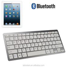 flexible slim mini ultra-thin bluetooth 3.0 12 inches wireless keyboard for samsung galaxy s4