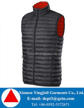 2015 Men's Lightweight Winter Gilet Insulated Down Vest -- 13 Years Alibaba Experience