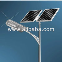 Prices of Outdoor Lighting Solar Street Light