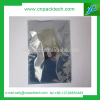antistatic shielding bag for electronic components