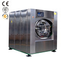 Industrial 100kg heavy duty laundry washing machine/100kg industrial washer extractor