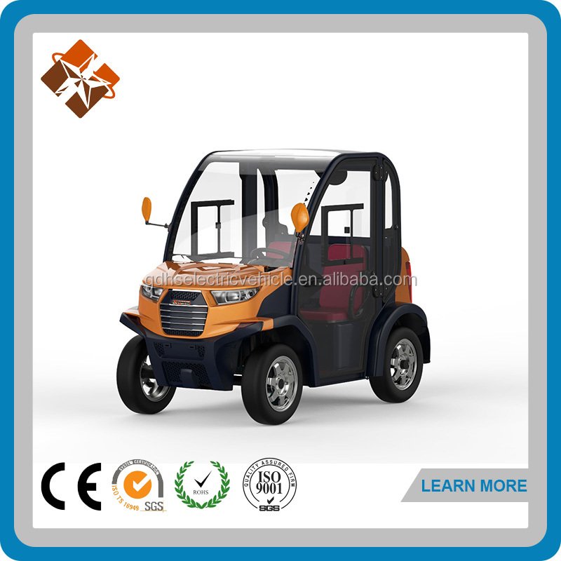 hot star brand small two seater adult electric car