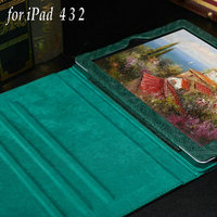 Promotional Made in China High Quality Different Stand Function Brand Name Tablet Cover Funky Case for Ipad 2 3 4