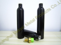 2016 hot selling of High Pressure Aluminum Refillable Edible CO2 Gas O.3L Cylinder Zylinder Cilindro for Soda stream/sparkling