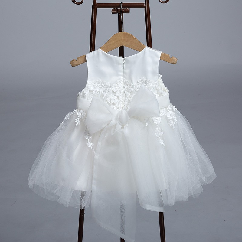 Baby Girls Infant Baptism Dresses For Baby Baptism Clothes White ...