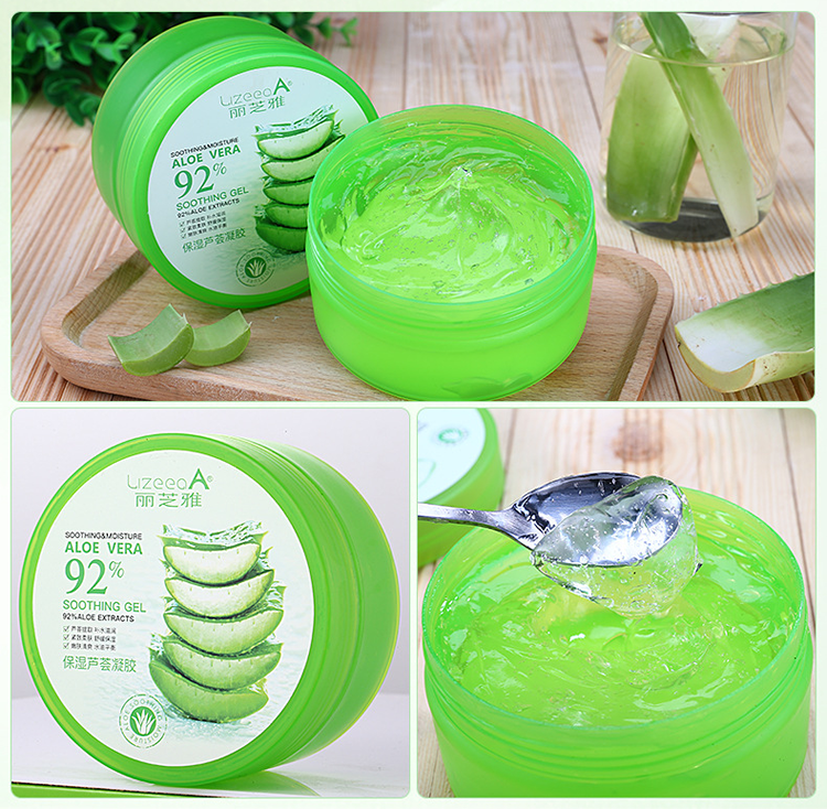 Aloe Vera Moisture Lotion Aloe Vera Skin Care Gel Remove Acne Face Cream