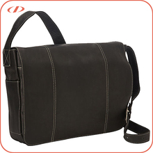 Wholesale high quality leather bag messenger