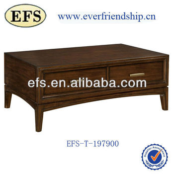unique America style end table with drawers (EFS-197900)