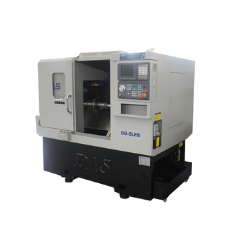 DAS Milling cnc lathe machine for production car accessories and gear