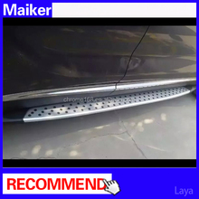 Aluminium alloy side step bar For Kia Sorento 2015 side step running board 4x4 accessories from Maiker