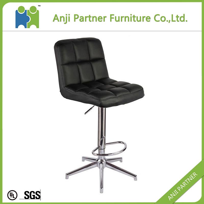 Classic Leather Bar Stool High Chair Yanyan Buy Bar Stool High Chair Leat