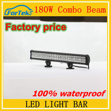 Auto led light bar 180W 28inch led light bar for wholesale