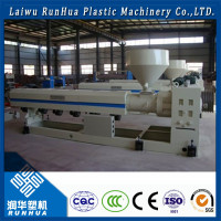 single screw extruder clear shrink wrap film blowing machine manufacturers